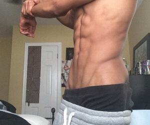 abs, guys, and pecs image