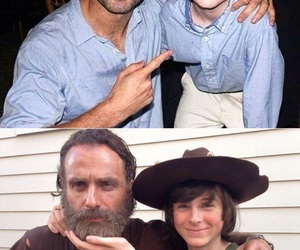 the walking dead, twd, and andrew lincoln image