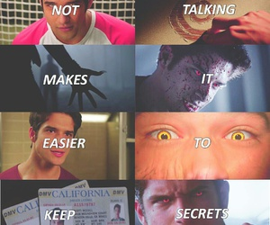 edit, teen wolf, and scott mccall image