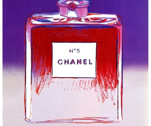 chanel and warhol image