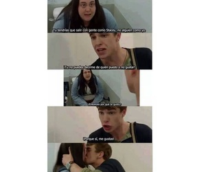 rae, my mad fat diary, and love image