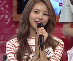 lq kpop, produce 101, and im nayoung image