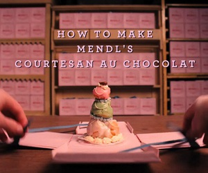 the grand budapest hotel, movie, and sweet image
