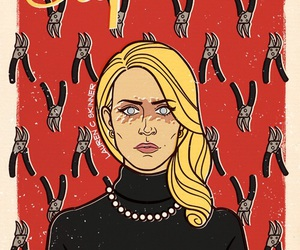 ahs, american horror story, and supreme image