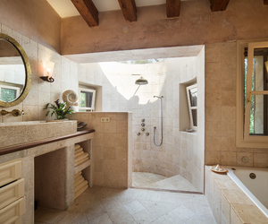 bathroom, design, and interior image