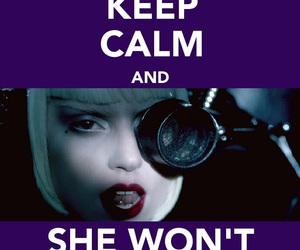 keep calm, Lady gaga, and alejandro image