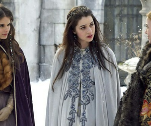 greer, mary stuart, and reign image