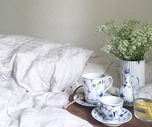 danish design, flowers, and lazy day image