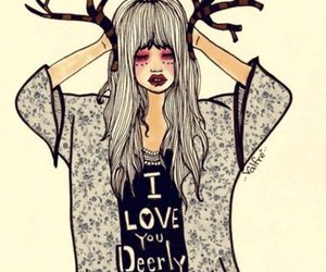 deer and valfre image