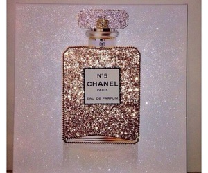 chanel, art, and glitter image