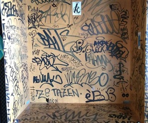 cool, graffiti, and ø image