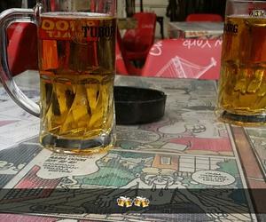 tuborg, beer, and leman image