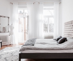 interior and bed image