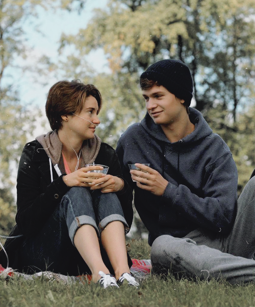 100 Images About Fault In Our Stars On We Heart It See