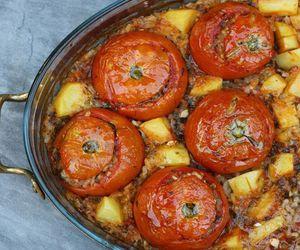 bake, casserole, and potato image