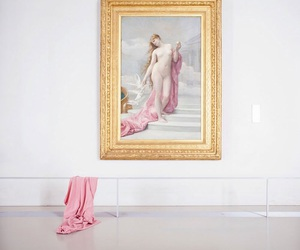 art, photography, and pink image