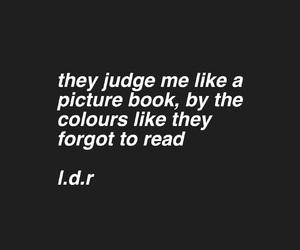 Lyrics, sad, and judgemental image
