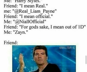 one direction, 1d, and funny image