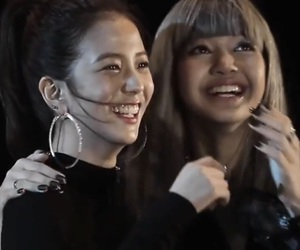 lisa, blackpink, and jisoo image