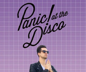 brendon urie, panic! at the disco, and brendon urie lockscreen image