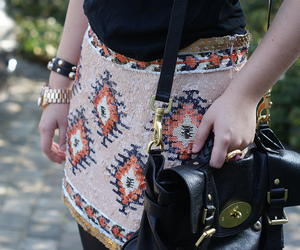 bag, girl, and mulberry image