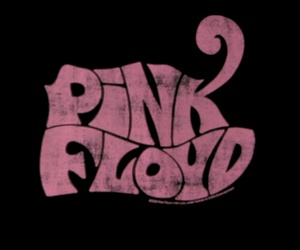 floyd, Logo, and pink image
