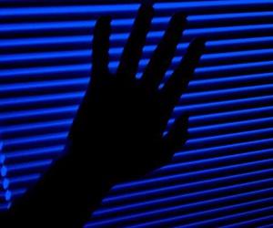 blue, alternative, and dark image
