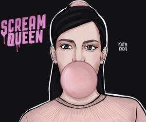 👑 and kateclapp screen queen image
