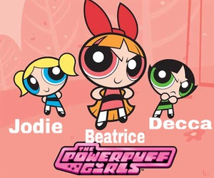 the powerpuff girls, gender swap, and tggbb image