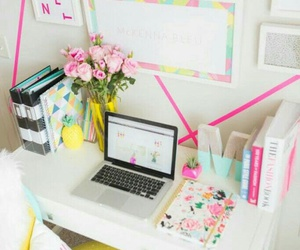 college, organization, and office image