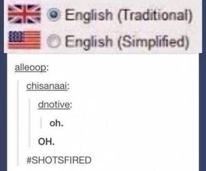 english, funny, and lol image