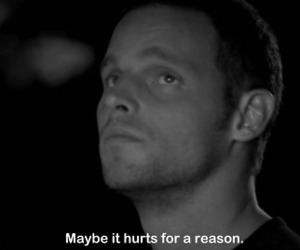hurt, quote, and reason image
