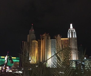 city, fun, and Las Vegas image
