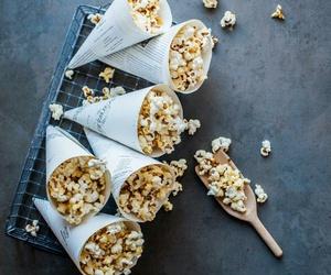 popcorn and food image