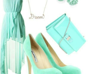 chic, colors, and shoes image