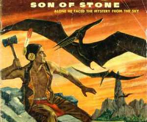 son of stone, coverbrowser.com, and turok image