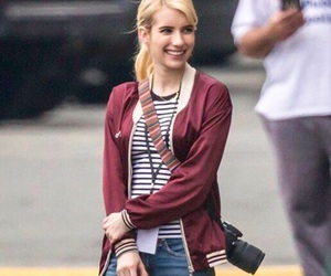 actress, emma roberts, and famous image