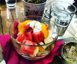 fruit and salad image