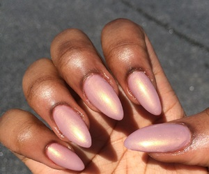 acrylic, claws, and nails image