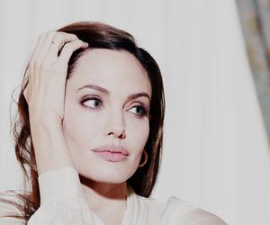 actress, Angelina Jolie, and wallpaper image