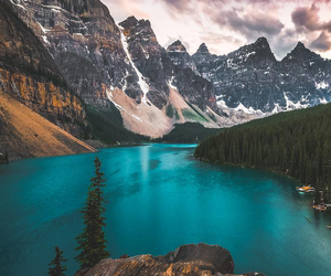 beautiful, landscape, and mountains image
