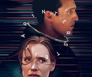 interstellar and movie image