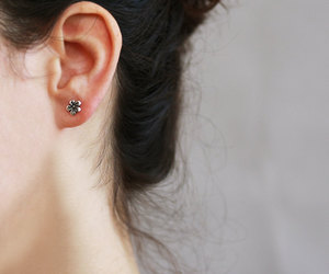 etsy, flower earrings, and under 20 image