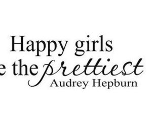 girl, quotes, and happy image