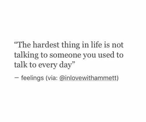 quotes, sad, and message image