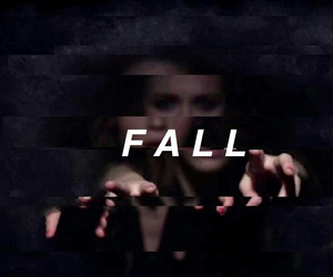edit, fall, and tv show image
