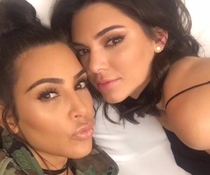 girls, kendall jenner, and goals image
