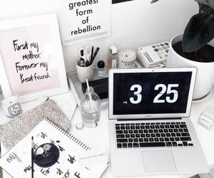 home, study, and desk image