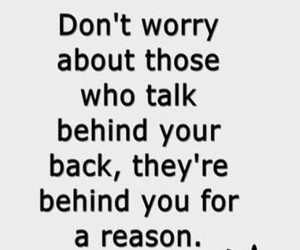 behind, losers, and quotes image