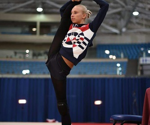 rhytmic gymnastic, rio 2016, and yana kudryavtseva image